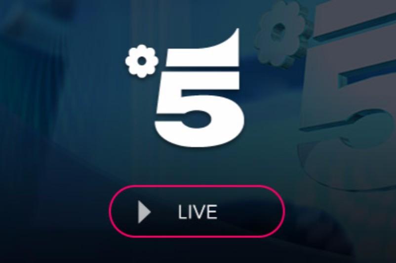 Canale 5 Online Gratis