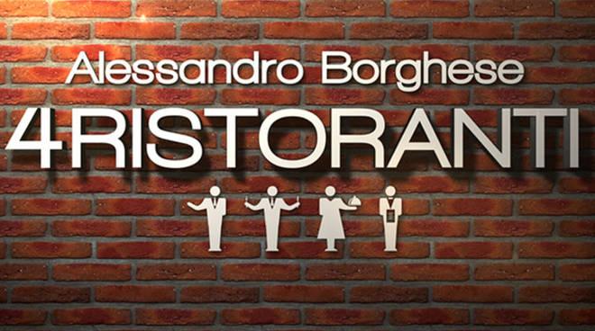 4Ristoranti: Alessandro Borghese a Bergamo per la miglior cucina contemporanea