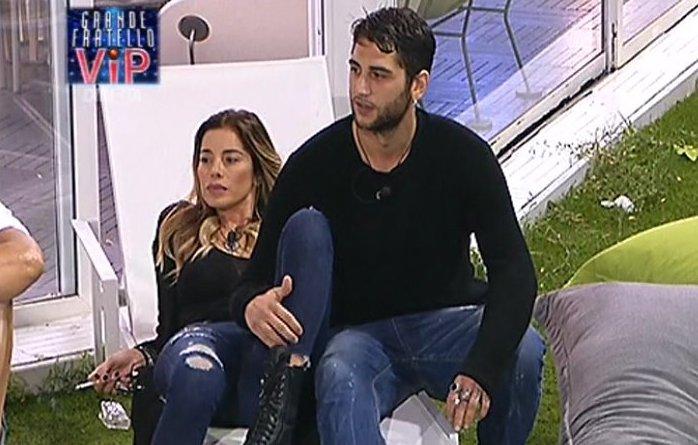 Aida Yespica e Jeremias Rodriguez visti insieme in intimità
