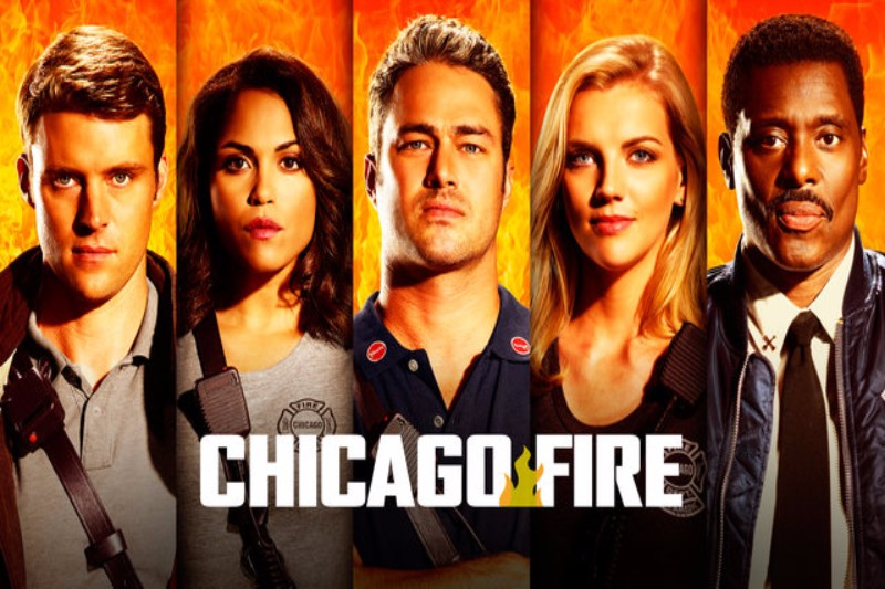 Chicago Fire - 1^TV