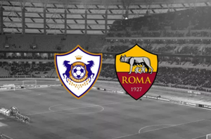 Qarabag-Roma, dove vedere la partita in streaming?