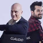 The Comedians: al via la serie con Claudio Bisio e Frank Matano su TV8